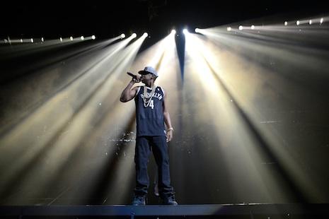Jay-Z concert Bercy