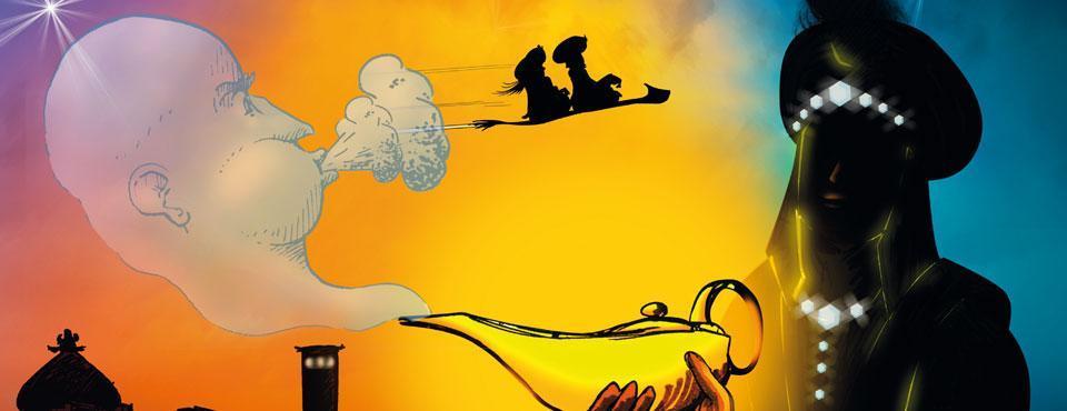 Aladin théâtre du Gymnase