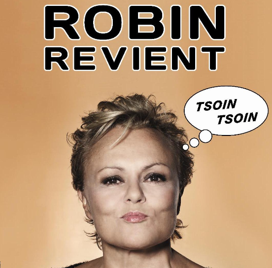 Robin Revient
