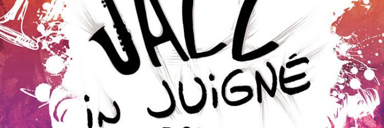 Affiche jazz in juigne 2016