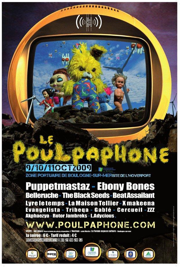 festival Poulpaphone 2009