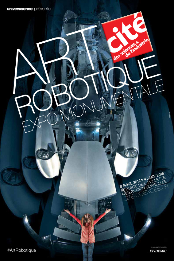 Artrobotique cite des science expo