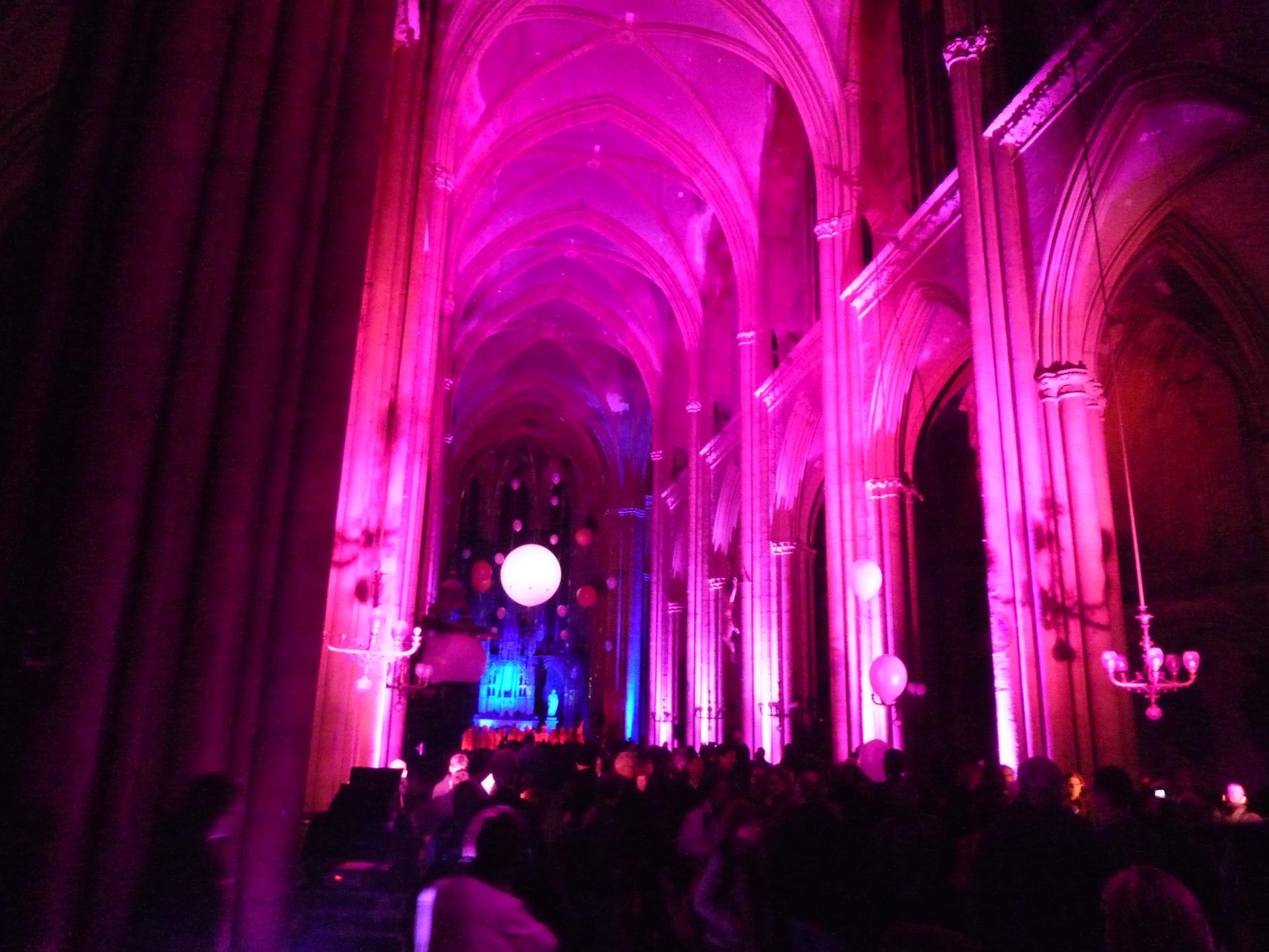 Nuit Blanche metz 2013