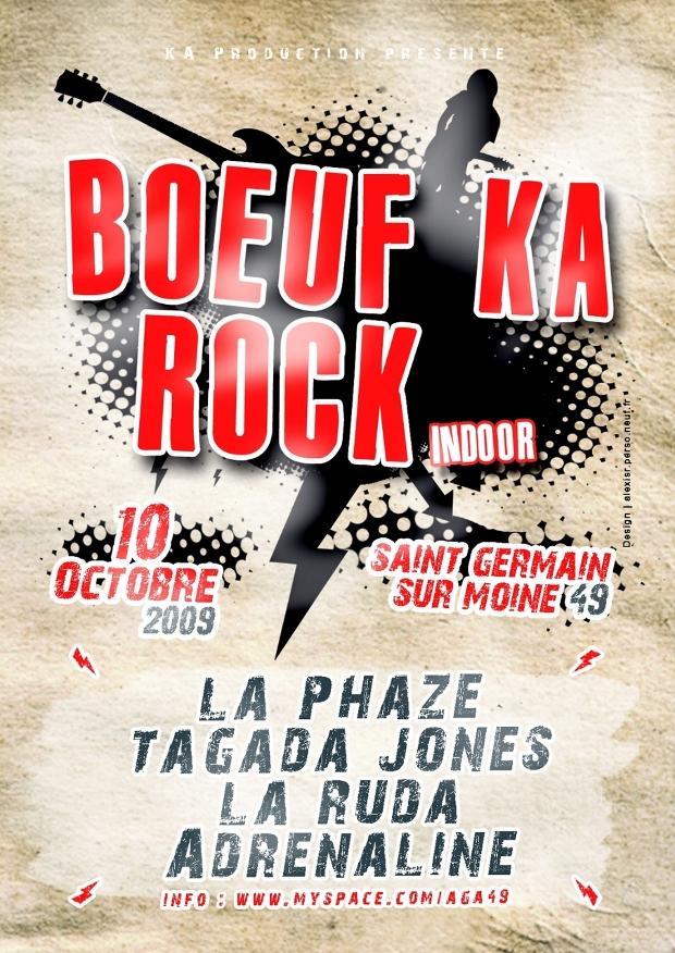 Festival Boeuf Ka Rock
