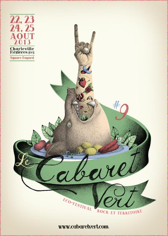 Cabaret vert 2013