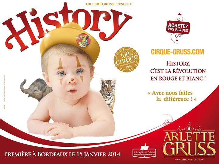 Cirquegrusshistory
