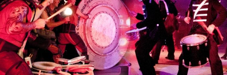 Deabru beltazk et les commandos percus le choc des tambours 2
