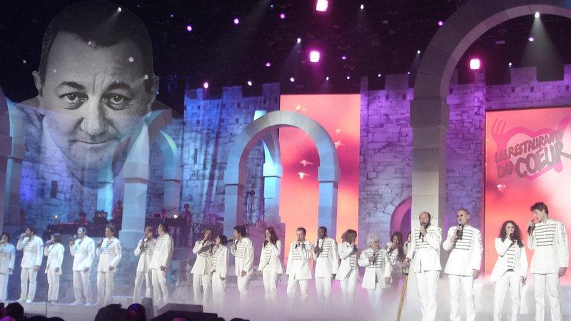 Enfoires 2014 concert strasbourg