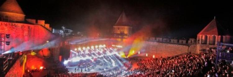 Festival de carcassonne 2014