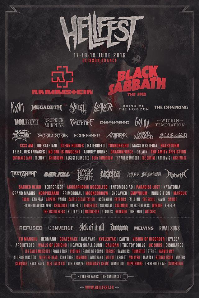 Hellfest2016 affiche