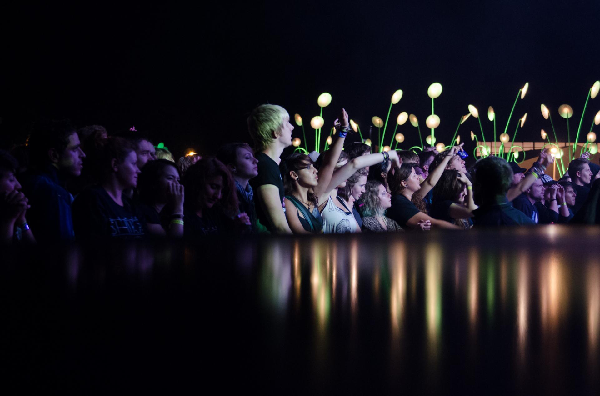 Concert fluo