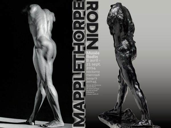 Mapplethorpe Rodin - Musée Rodin