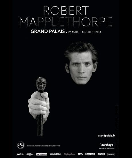 Mapplethorpe Grand P. affiche