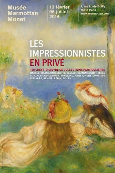 Marmothan les impressionnistes en prive