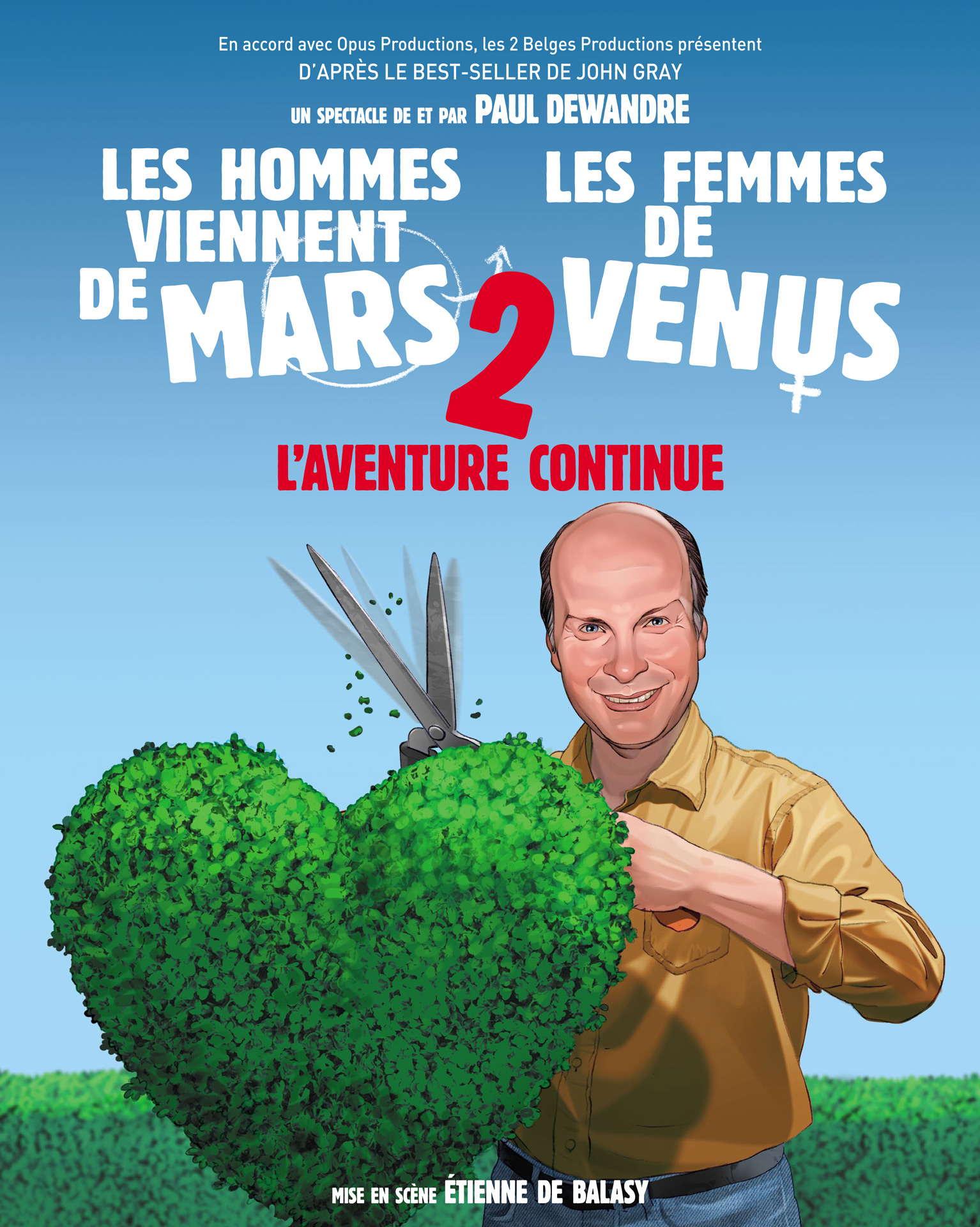 Mars Venus affiche