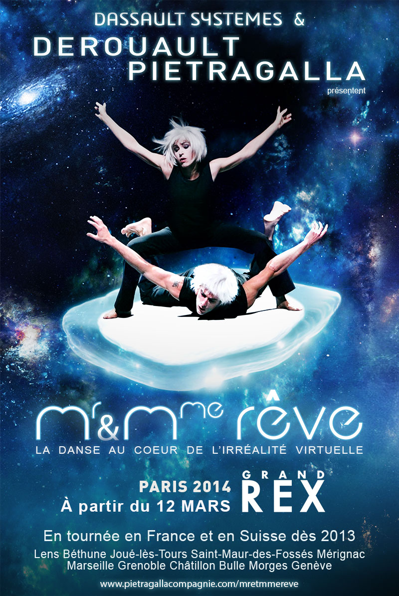 mr&mme reve affiche