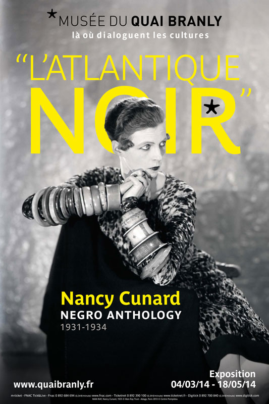 Nancy cunard affiche