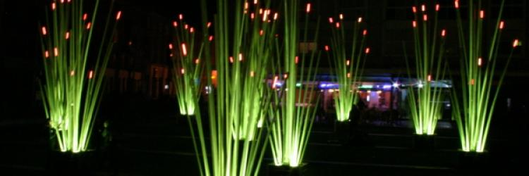 Nuit blanche 2007 place gambetta a amiens