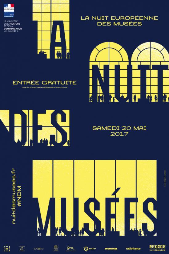 Nuit des musees 2017