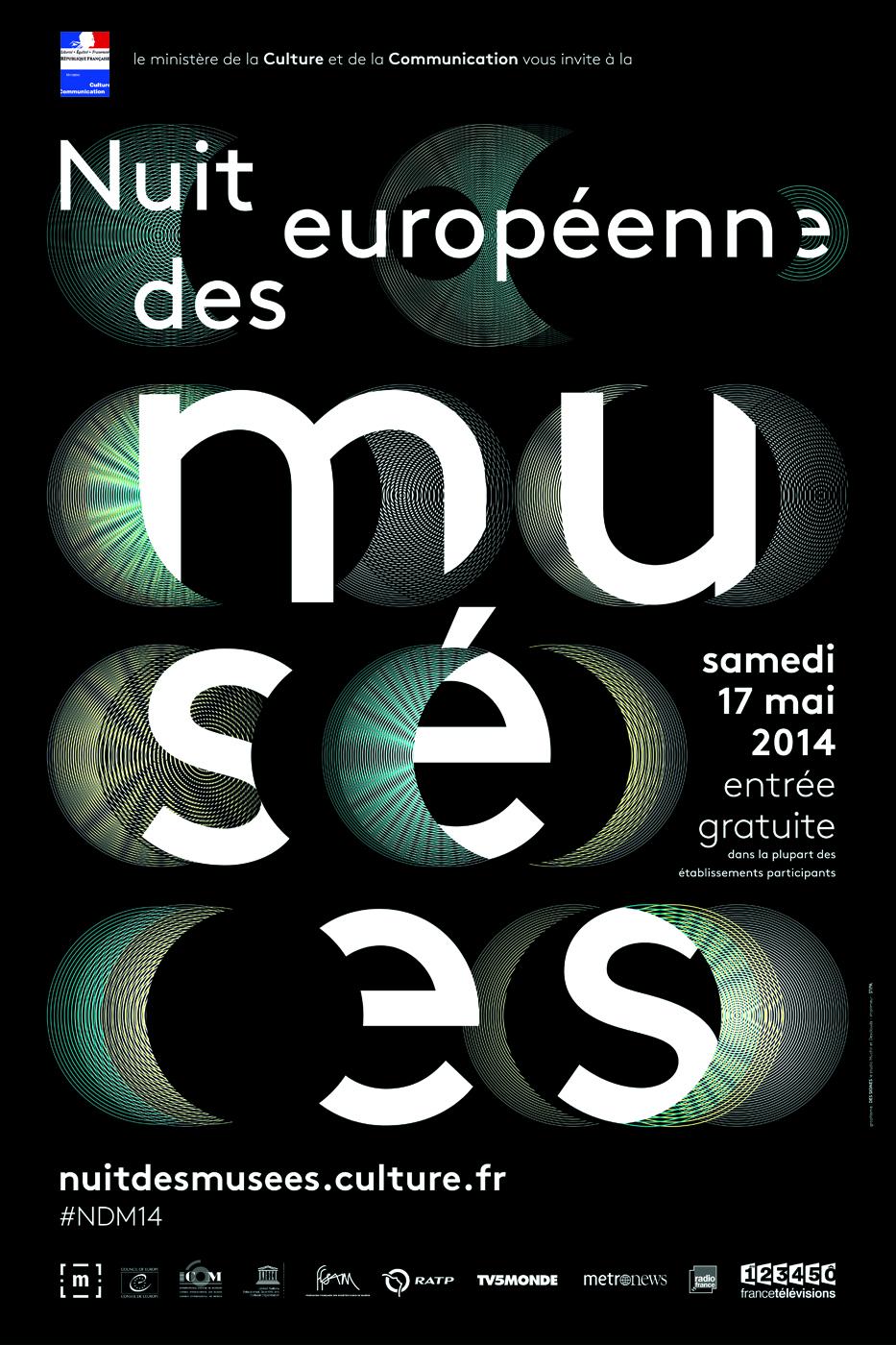 Nuit des musees 2014