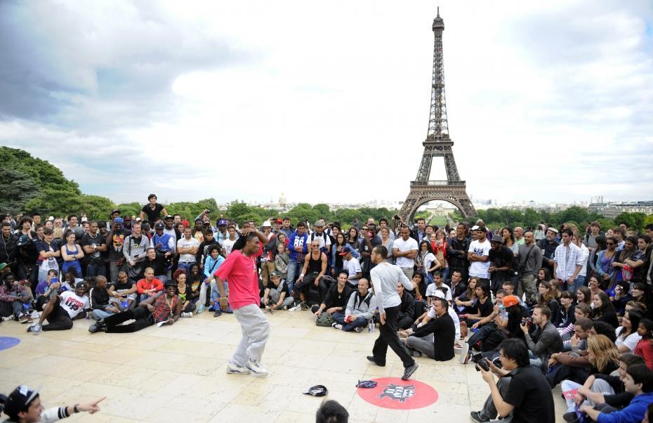 Paris fete la musique