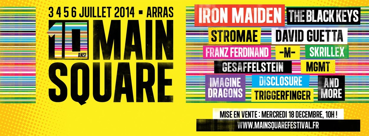 Photo main square 2014 la programmation l affiche 52af3769f06e7
