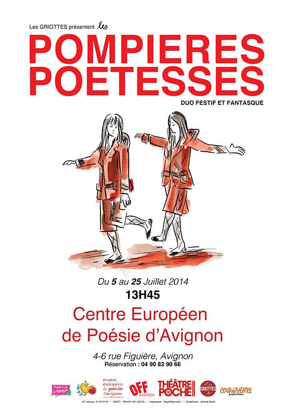 Pompieres poetesses