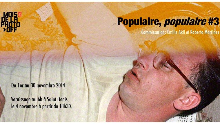 Populaire popuaire 3 mois off 2014 16 10