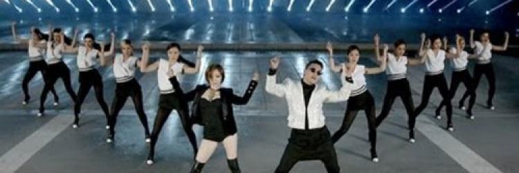Psy gentleman video clip official