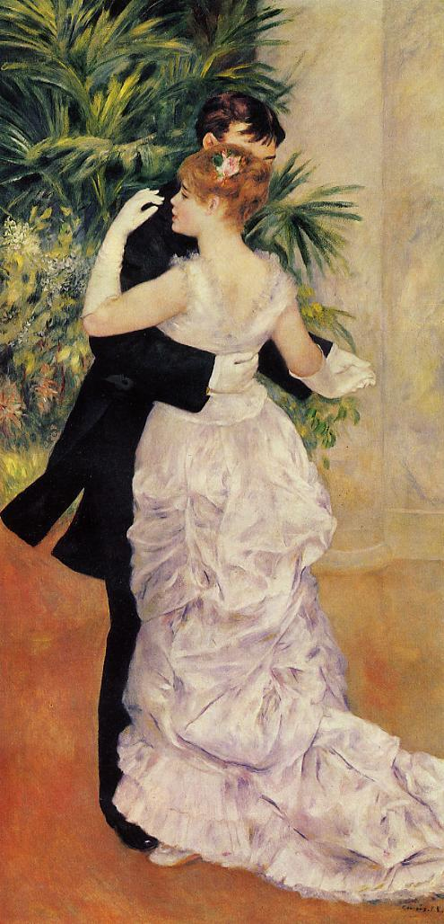 Renoir danse la ville