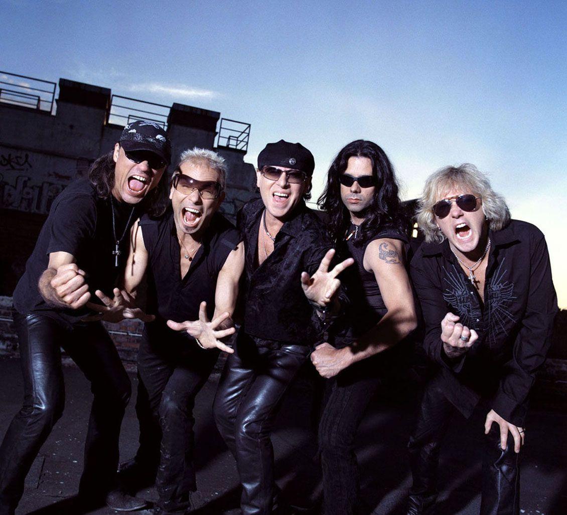 Scorpions concert 1