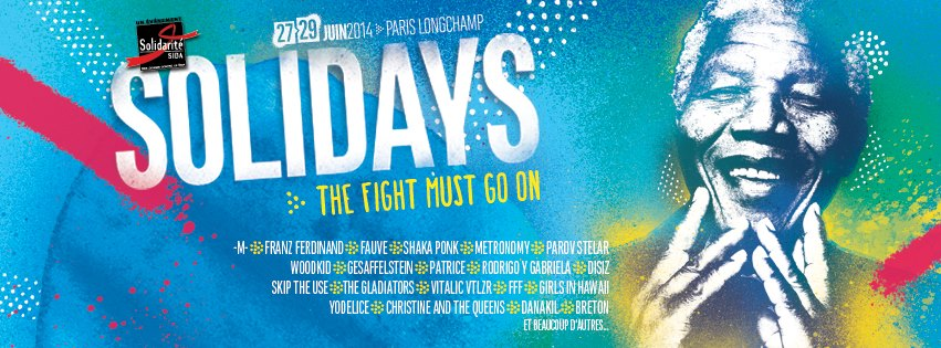 Solidays2014