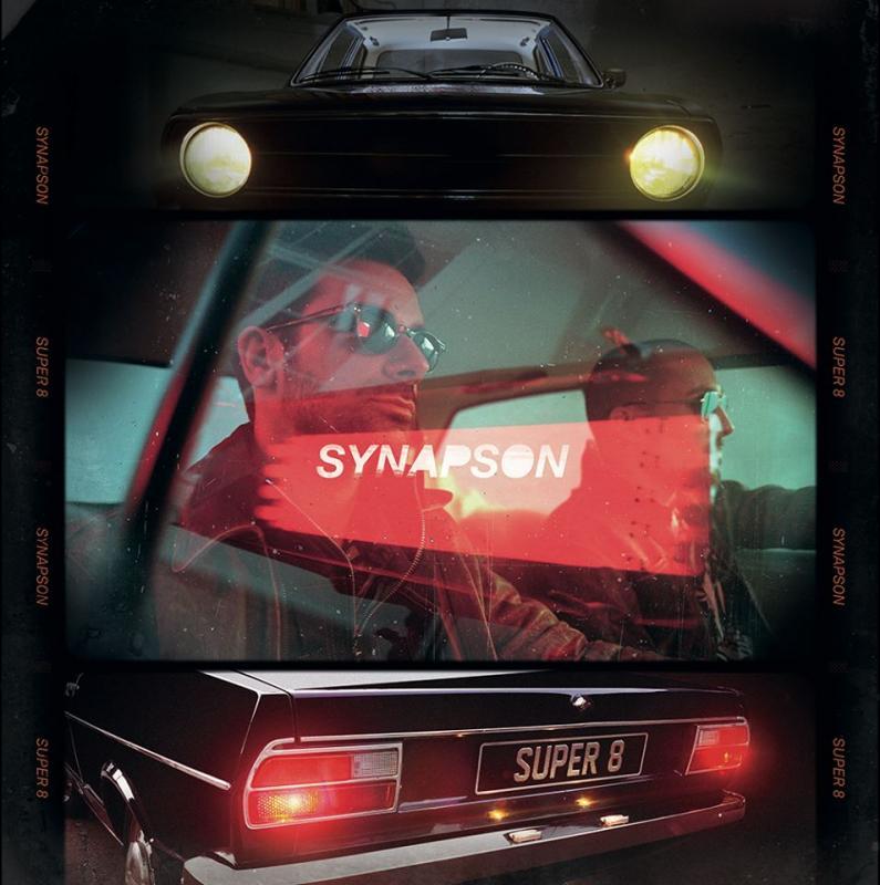 Synapson super 8 pochette 1