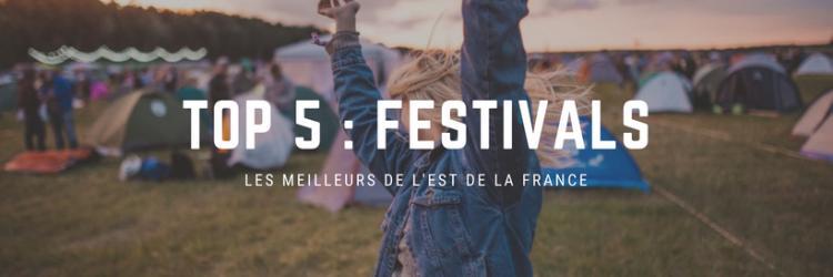 Top 5 festivals 5