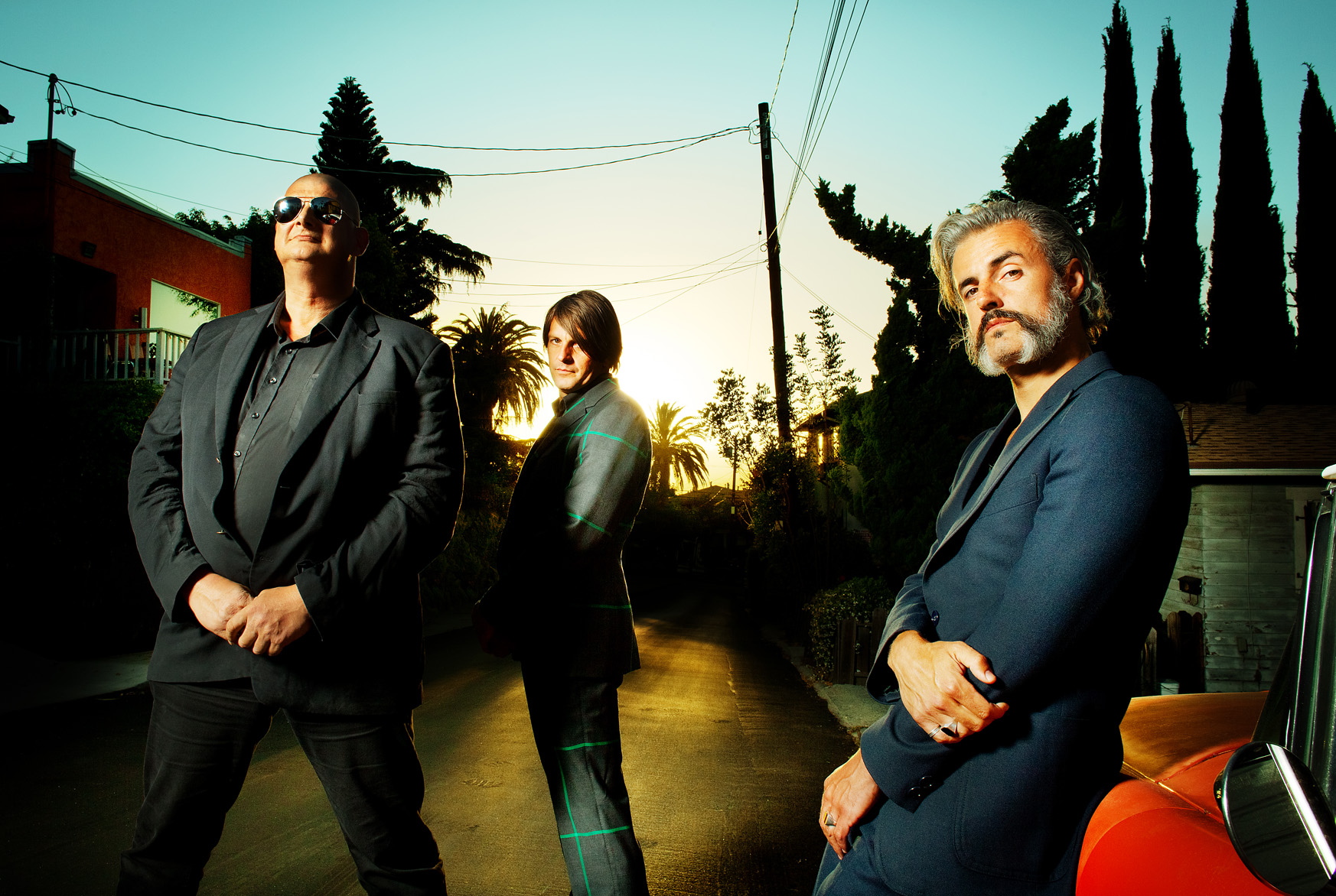 Triggerfinger press photo