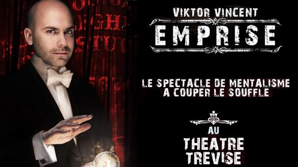 Viktor Vincent, emprise