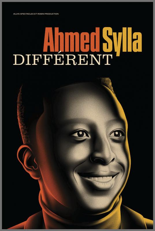 Ahmed sylla different