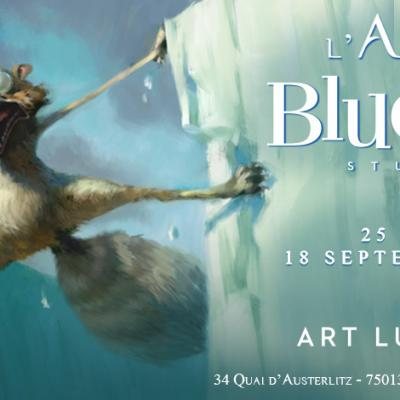 Art ludique blue sky studio