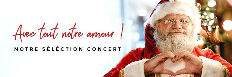 Bandeau noel concert