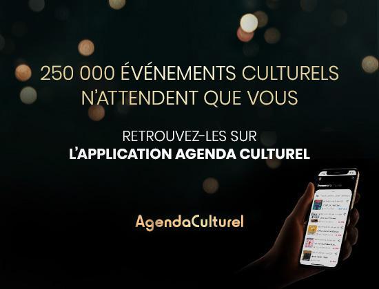 Télécharger l'appli Agenda Culturel