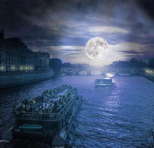 Bateaux parisiens halloween croisiere maudite