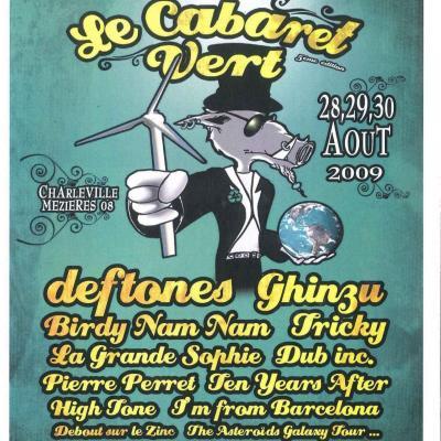 Cabaret 2009