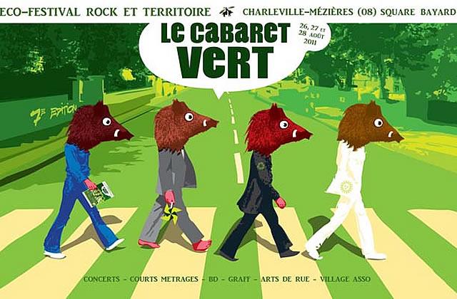 Cabaret vert 2011