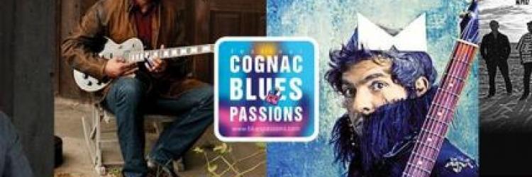 Cognac blues passions 2014 premiers noms