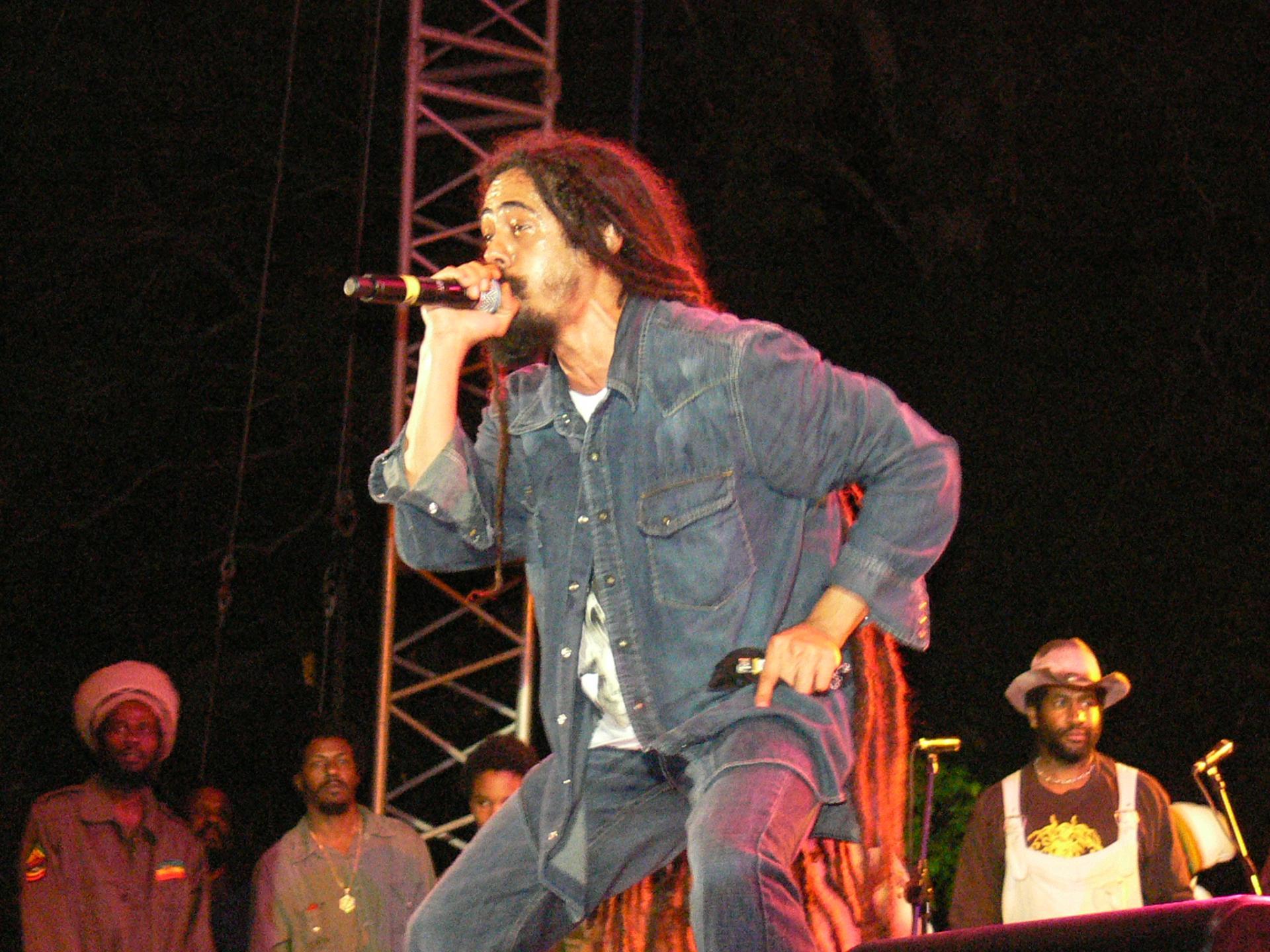 Damian marley smile jamaica 2008