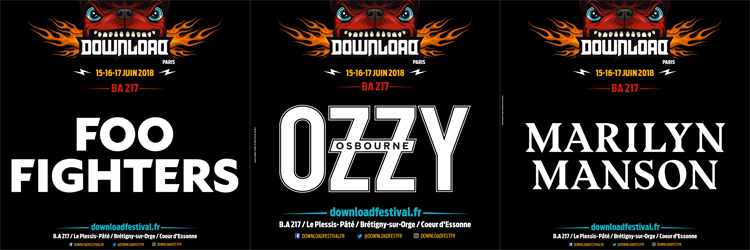 Download festival bandeau
