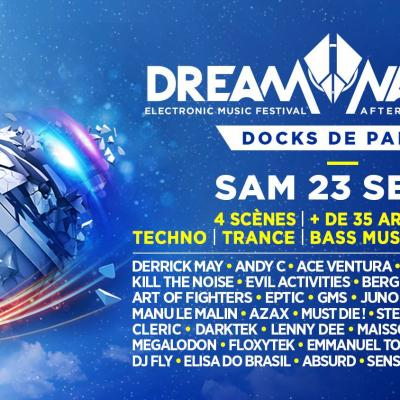 Dream nation festival after techno parade