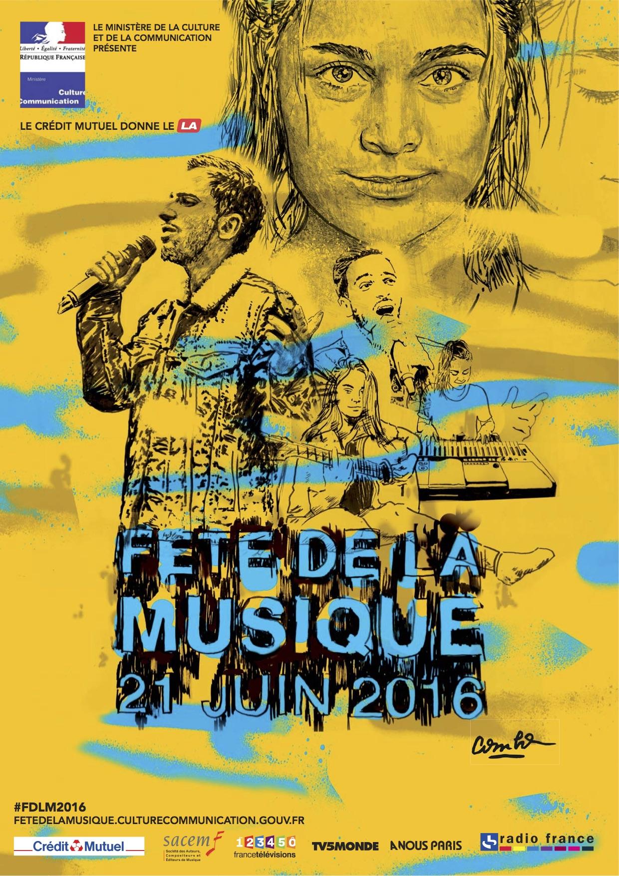 Fdlm affiche 2016