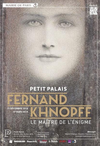 Fernand khnopff Le maître de l'énigme