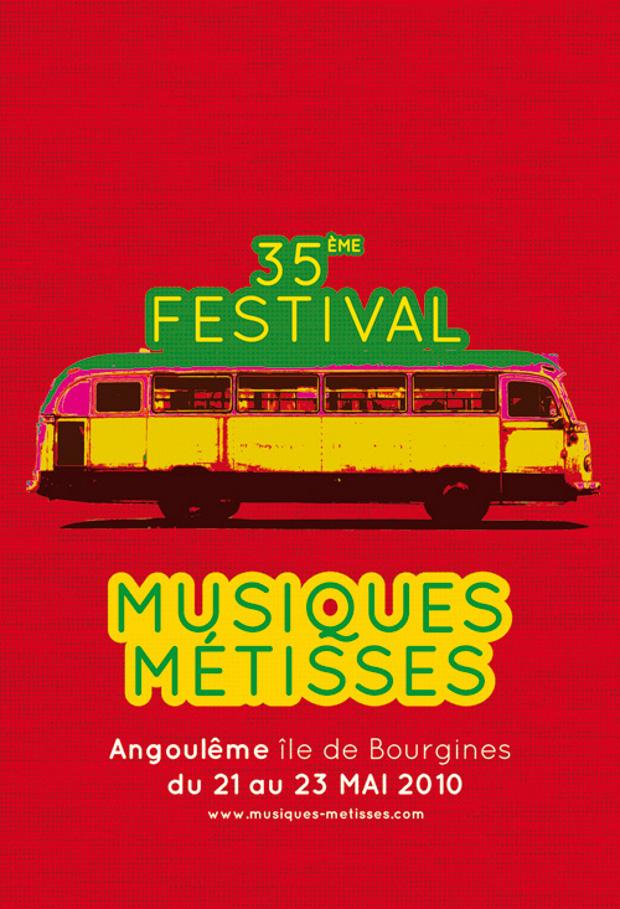 Festival musiques metisses 2011